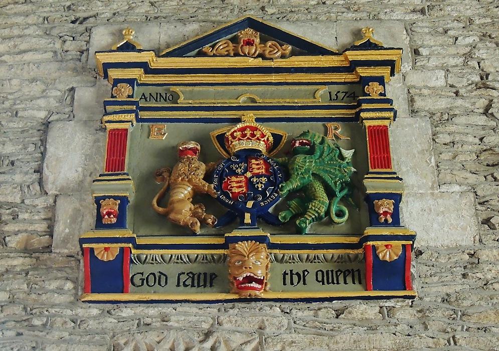photoblog image Royal Coat of Arms