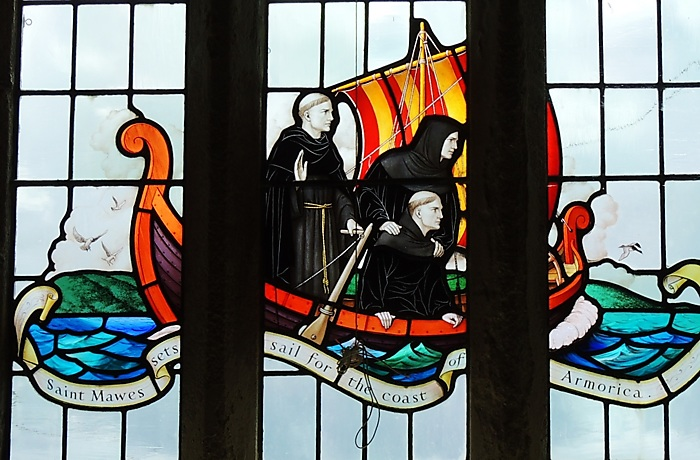 Images from a Cornish Church (1)